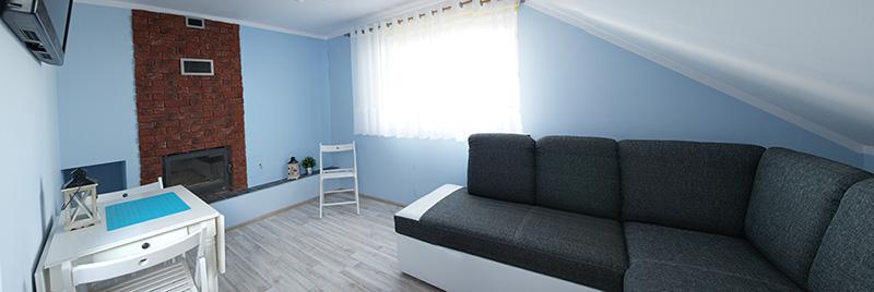 Pastelowy apartamenty - Apartamenty Żabcia Grzybowo