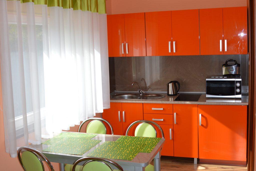 Pomarańczowy apartamenty - Apartamenty Żabcia Grzybowo