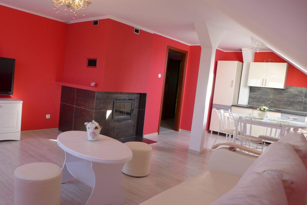 Różany apartamenty - Apartamenty Żabcia Grzybowo